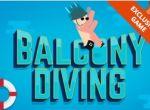 Balcony Diving