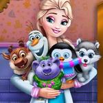Play Elsa Toys Factory