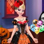 Princess Elsa Halloween Night