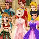 Princesses Blind Date