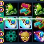 Slot Machine Space Adventure