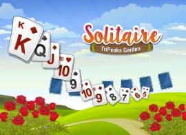 Solitaire Tripeaks Garden