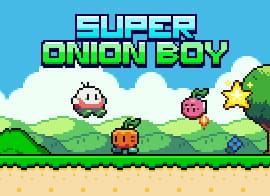 Super Onion Boy